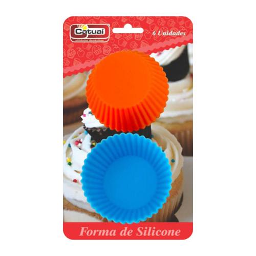 Kit Forma de Silicone 06Un [Catuaí 31280]