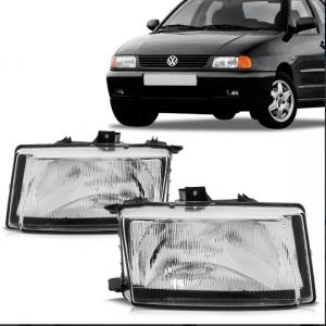<p align='left'>Farol do Veículo Polo Classic H4 1996-2000, Lado Direito [FW313D]</p>