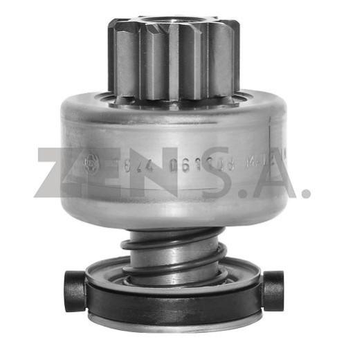 Impulsor do Motor de Partida dos Veículos Bosch, Fiat, Iveco, Ford, New Holland Trator [ZE1624]