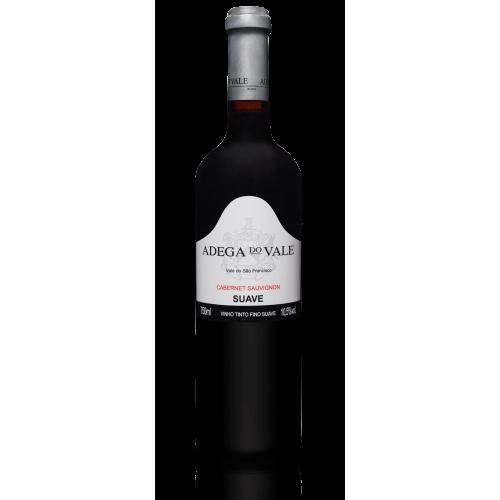 Vinho Rio Sol Adega do Vale, Tinto Suave, Cabernet Sauvignon, 750ml, 10.5%
