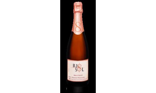 <p align='left'>Espumante Rio Sol Brut Rosé, Syrah, 375ml, 12.0%</p>