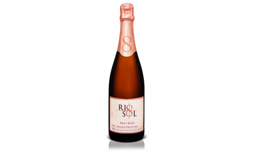 <p align='left'>Espumante Rio Sol Brut Rosé, Syrah, 750ml, 12.0%</p>