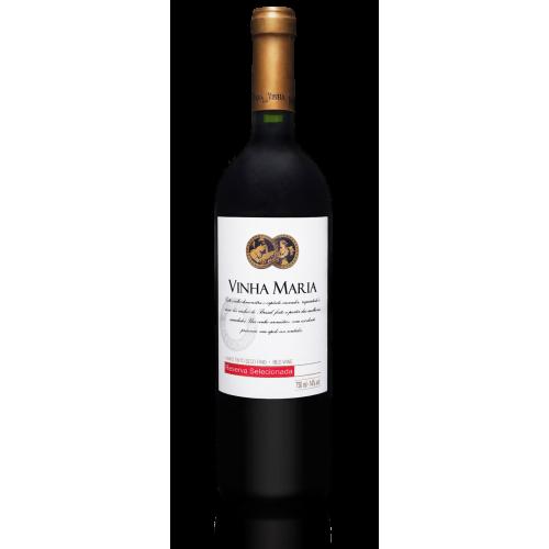Vinho Rio Sol Vinha Maria Reserva Selecionada, Tinto Seco, 750ml, 14%
