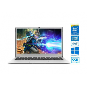 <p align='left'>Notebook Mobile Fx14P, Intel Quad Core, 4GB, SSD 32GB, + Ssd 120GB, Tela Led ...</p>