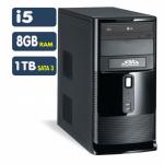 Computador SSD Intel Core i5-4460, 8GB, HD 1TB, DVD-RW, Teclado, Mouse, Caixas de Som, Windows 10(Versão Avaliação)[ LO1011]