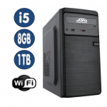 Computador SSD Intel Core i5-650, 8 GB, HD 1TB, DVD-RW, Teclado, Mouse, Wifi, Windows 10(Versão de Avaliação)[LP1002]