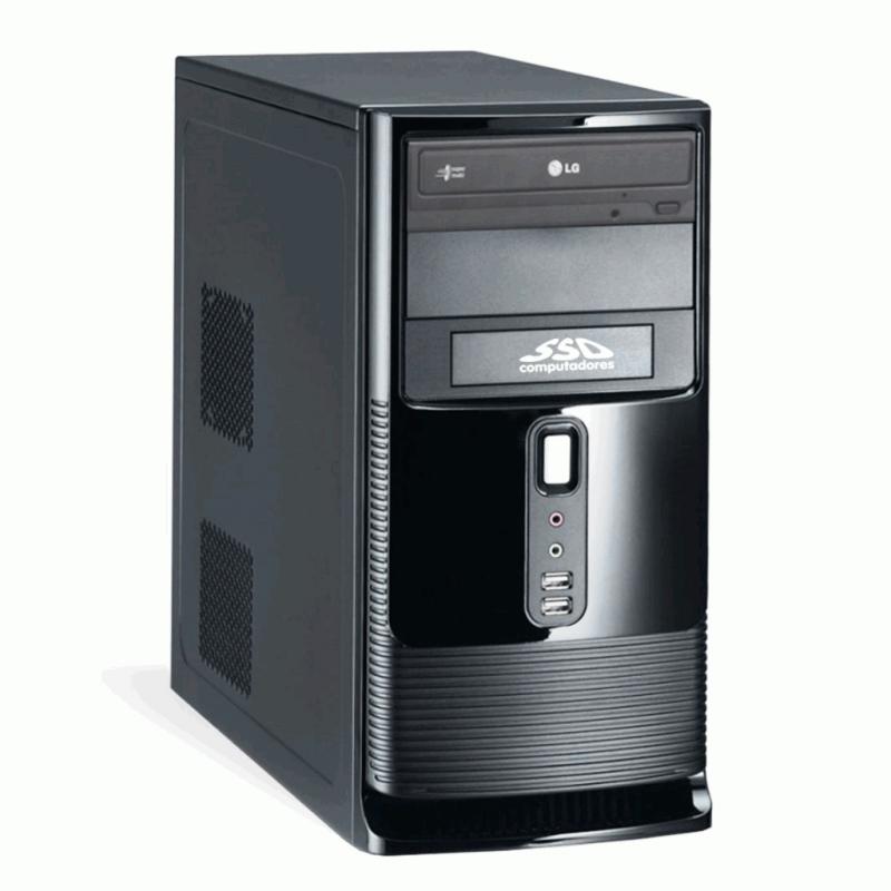 <p align='left'>Computador SSD Intel Core i3-7100, 4GB, HD 1TB, DVD-RW, Windows 10(Versão de ...</p>