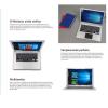 "Notebook Mobile FX14P, Intel Quad Core, 4GB, SSD 32GB, HD 500GB, Tela LED 14"", Windows 10 Pro"