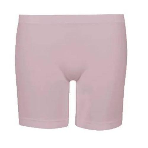 Short Loba Sem Costura (Adulto), Nude, 41805