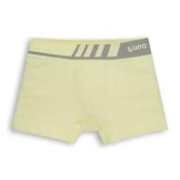 <p align='left'>Cueca Kids Lupo Boxer - Microfibra Sem Costura (Infantil), Amarela, ...</p>