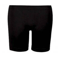 <p align='left'>Short Loba Sem Costura (Adulto), Preto, 41805</p>