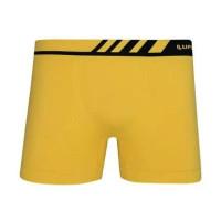 <p align='left'>Cueca Lupo Boxer - Microfibra Sem Costura (Adulto), Amarela, 671</p>