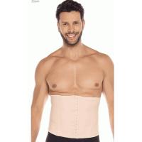 <p align='left'>Cinta Modeladora Masculina Cotton, Esbelt, Bege,407</p>