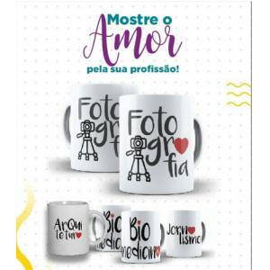 <p align='left'>Caneca Personalizada De Porcelana</p>